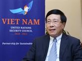 Conseil de sécurité: le Vietnam donne la priorité au règlement des problèmes mondiaux