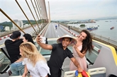 Près de 8,5 millions de touristes étrangers au Vietnam en six mois