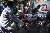 Un attentat taliban fait au moins 65 blessés à Kaboul
