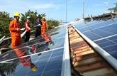 JBIC: 200 millions d'USA à des projets d'énergie renouvelable au Vietnam