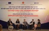 EVFTA: opportunités pour les entreprises des deux parties