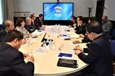 Une délégation du Parti communiste du Vietnam en visite de travail en Russie