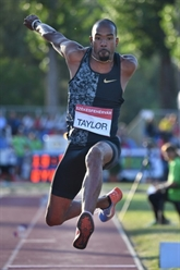 Athlétisme: le vent porte Taylor à Szekesfehervar