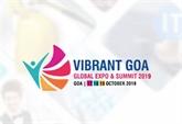 Bientôt l'exposition internationale Vibrant Goa et Sommet 2019