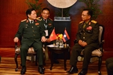 La conférence des ministres de la Défense de l'ASEAN en Thaïlande
