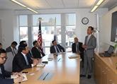 Une délégation de la HCMA en tournée aux États-Unis