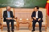 Le Vietnam simplifiera des formalités de réception du fonds d'APD