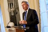 États-Unis: démission de l'ambassadeur du Royaume-Uni
