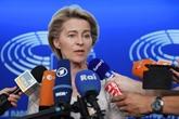 Brexit: la candidate à la présidence de la CE défend l'accord de retrait