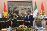 Hanoï: 3e Dialogue sur la politique de défense Vietnam - Italie