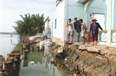 Le delta du Mékong au cœur des préoccupations gouvernementales