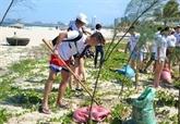 Quelque 150 jeunes Viêt kiêu participent au Camp d'été du Vietnam 2019