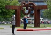 La chancelière allemande Merkel victime d'une troisième crise de tremblements