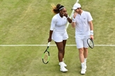 Wimbledon: fin de l'aventure en double mixte pour Andy Murray et Serena Williams
