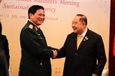 Défense: le Vietnam salue le rôle de la Thaïlande dans l'ASEAN