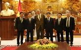 Promouvoir la coopération entre Hanoï et l'Allemagne