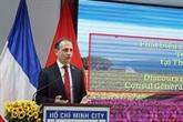 Le 230e anniversaire de la Fête nationale de la France célébré à Hô Chi Minh-Ville