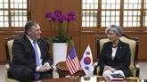 États-Unis - R. de Corée: entretiens téléphoniques au sujet des exportations japonaises