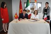 La 2e réunion du Comité mixte Vietnam - Mexique sur la coopération économique