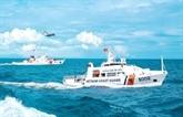 Les gardes-côtes portent une lourde mais glorieuse responsabilité