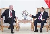 Le Premier ministre vietnamien reçoit son ancien homologue canadien Jean Chrétien