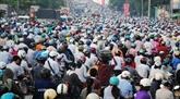 Le Vietnam passe le cap des 96 millions d'habitants
