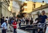 Attentat à la voiture piégée près d'une église en Syrie
