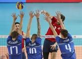 Ligue des nations de volley: la France chute d'entrée