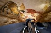 La réplique de la grotte de Lascaux a franchi le cap du million de visiteurs