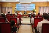 Lancement de la version vietnamienne du livre du mouvement anti-guerre du Vietnam
