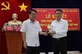La VNA signe un accord de coopération avec la province de Cà Mau