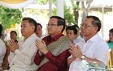 Le Vietnam au 110e anniversaire du feu président lao Suphanouvong