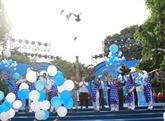 Hanoï célèbre les 20 ans de sa reconnaissance en tant que ''Ville pour la paix''