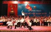 Le Camp dété du Vietnam 2019 lancé à Thai Nguyên