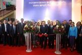 Le vice-président laotien se félicite des relations spéciales avec le Vietnam