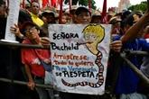 Des milliers de manifestants pro-Maduro contre la Haut-Commissaire aux droits de l'homme