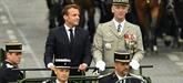14 juillet: Macron ouvre le défilé, des sifflets entendus