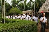 Les activités des jeunes Viêt kiêu se poursuivent à Nghê An