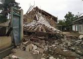 Un séisme de magnitude 7,3 frappe les îles Moluques