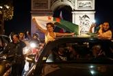 De Marseille à Saint-Étienne ou Paris, les fans de l'Algérie explosent de joie