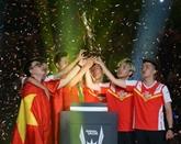 Premier titre de champion du monde de sport électronique pour le Vietnam