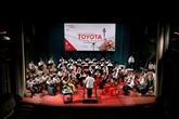 Des artistes vietnamiens et japonais participent au concert Toyota 2019