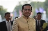 Thaïlande: les membres du nouveau gouvernement prêteront serment