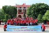 Colonie de vacances dété 2019 pour les jeunes Viêt kiêu