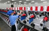 Les exportations de textiles atteignent près de 18 milliards de dollars