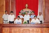 Renforcement de la coopération dans les communications entre la VNA et Tiên Giang