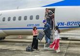 Aviation: 38,5 millions de passagers transportés au premier semestre