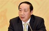 Le Secrétariat du PCV sanctionne l'ancien vice-ministre Nguyên Hông Truong