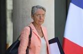 La ministre des Transports, Elisabeth Borne, nommée ministre de l'Écologie