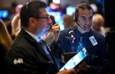 Wall Street termine en baisse après une salve de résultats